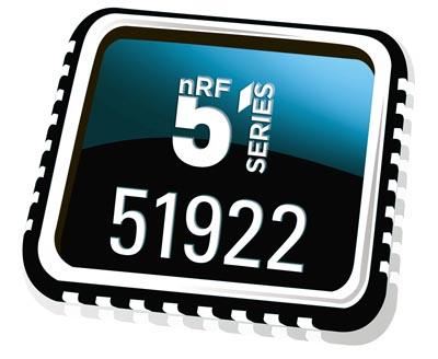 Chip combo ANT+ y Bluetooth de bajo consumo