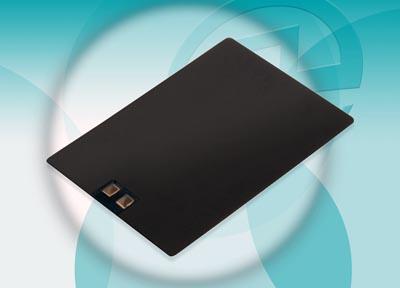 Antena NFC ultra delgada para dispositivos móviles