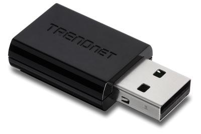 Adaptador USB inalámbrico AC600 de banda dual
