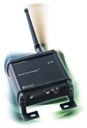 Adaptador de puerto serie a Bluetooth