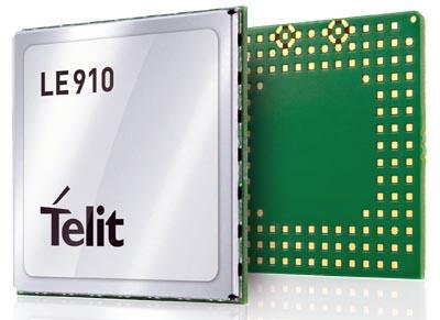 Módulos LTE en formato xE910
