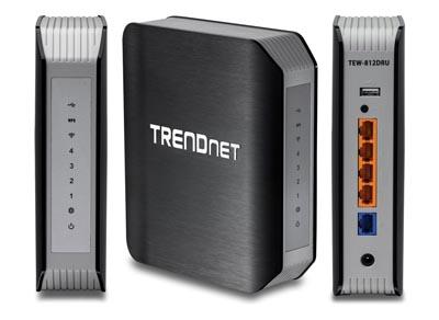 Router inalámbrico con dos bandas