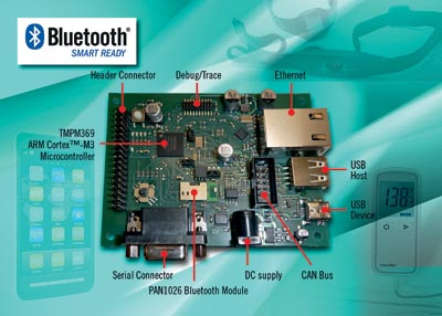 Kit de arranque Bluetooth