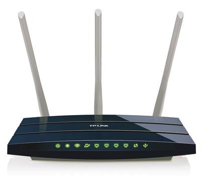 Router inalámbrico Gigabit
