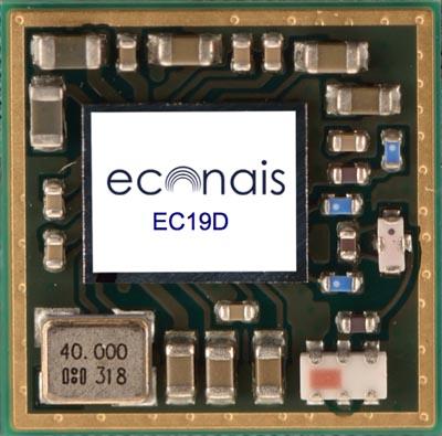 Módulos WiFi 802.11b/g/n