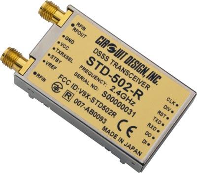 Módulo de radio 2.4 GHz