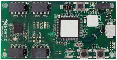 Plataforma de desarrollo para Bluetooth Smart