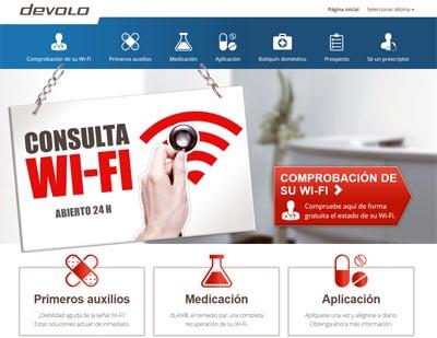 Consulta Wi-Fi online