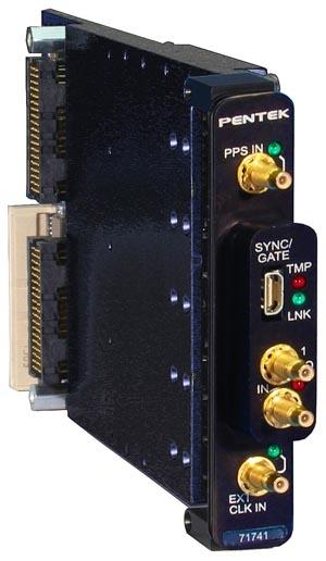 Módulo de radio con FPGA