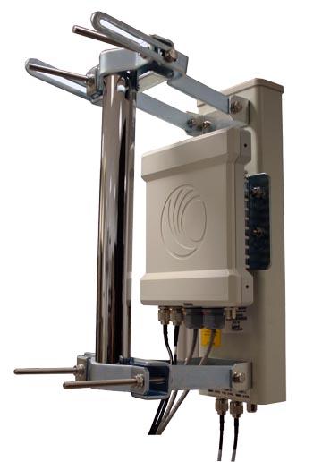 Punto de acceso para 3.5 GHz