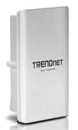Punto de acceso PoE con antena de 10 dBi