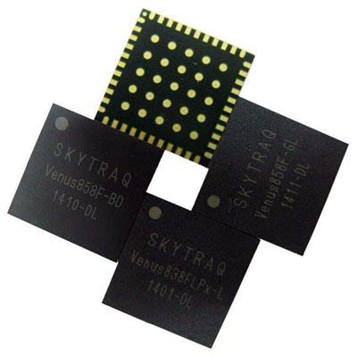 Módulos receptores GNSS