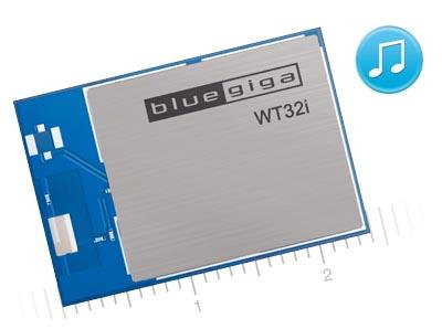 Módulo Bluetooth con audio mejorado