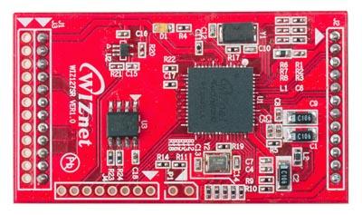 Módulo gateway serie a Ethernet