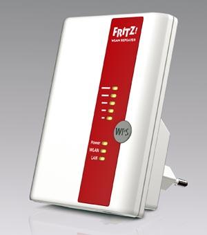 Repetidor 450 Mbps en 2,4 GHz