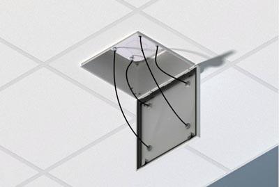 Cajas NEMA4 para puntos de acceso inalámbrico