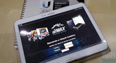 Curso de certificación oficial Ubiquiti UCWA