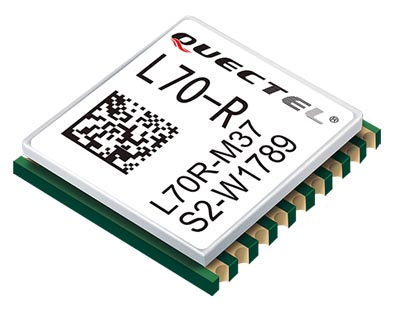 Módulo GPS basado en ROM