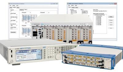 Calibración de antenas multicanal