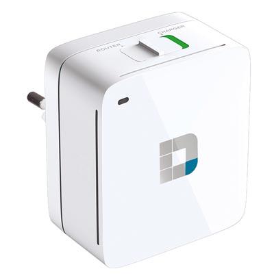 Router portátil y cargador USB