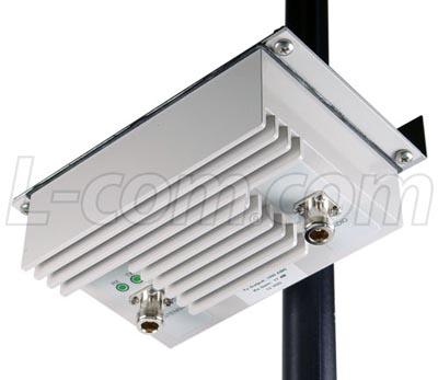 Amplificador de 5 W y 900 MHz