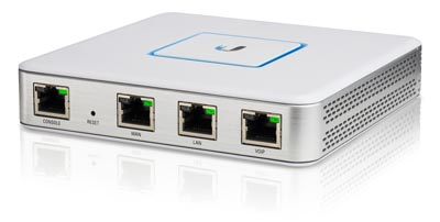 Gateway Router con Gigabit Ethernet