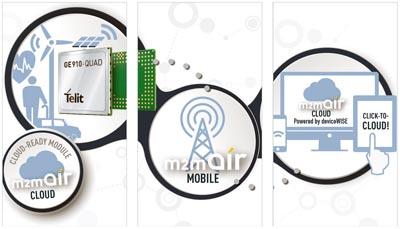 Módulos wireless Cloud-Ready