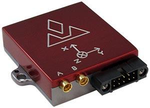 INS con antena dual de GPS