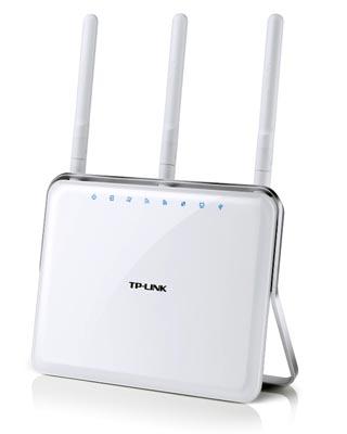 Modem ADSL y router Gigabit