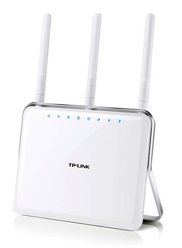 Router Gigabit 1,9 Gbps