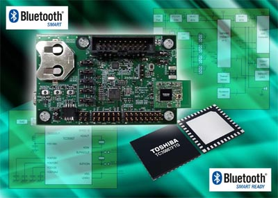 Starter kit para Bluetooth Low Energy