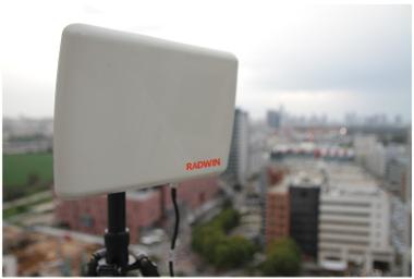 Emisor wireless punto a multipunto