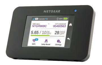 Hotspot 4G LTE Advanced móvil