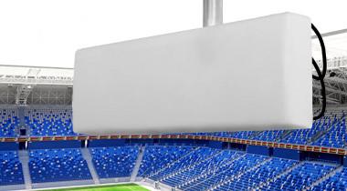 Antena MIMO LTE para estadios