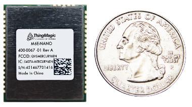 Módulo RFID UHF de pequeño formato
