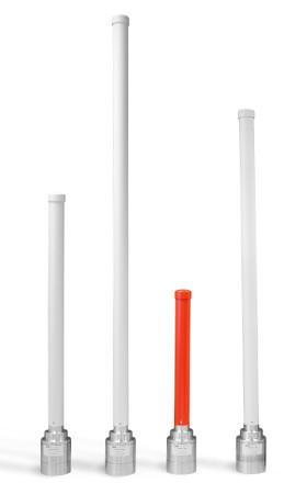 Antenas para montaje en exteriores