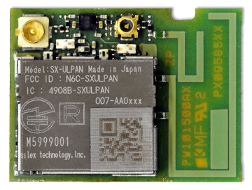 Módulo 802.11 a/b/g/n de banda dual