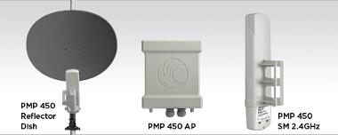Curso de certificación Cambium Networks PMP 450