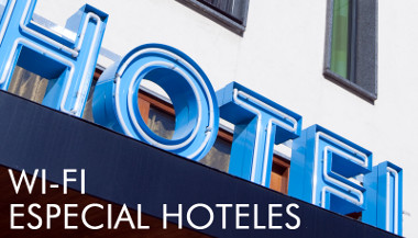 Cursos Wi-Fi especial hoteles