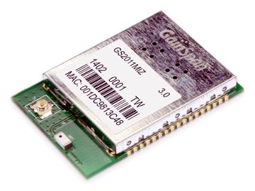 Módulo Wi-Fi IEEE 802.11b/g/n
