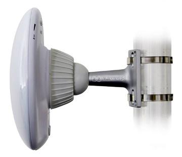 Sistema de montaje para antenas de RF