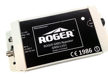 Repetidor GPS y GLONASS IP67