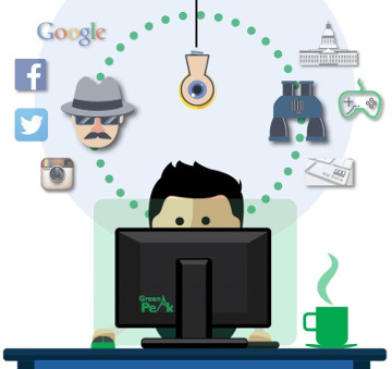 Infraestructura en la autopista de Internet