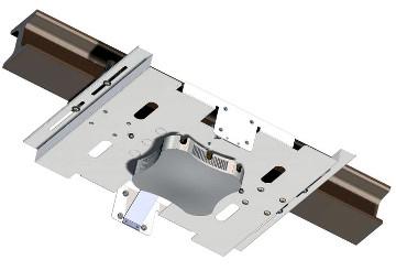 Elementos de montaje en interiores para redes inalámbricas
