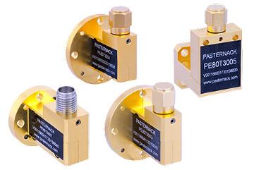 Detectores de guías de ondas