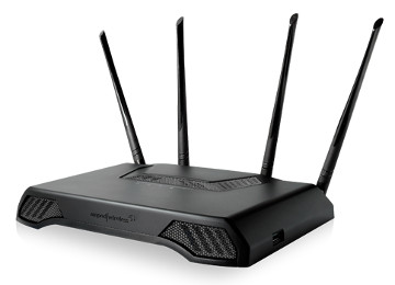 Punto de acceso Wi-Fi de alta velocidad