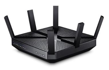 Router Gigabit inalámbrico tri-banda