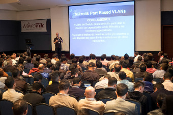 Conferencia Internacional Mikrotik User Meeting