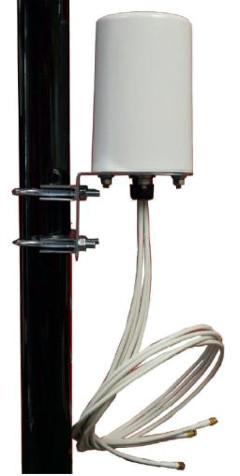 Antena omnidireccional para exterior