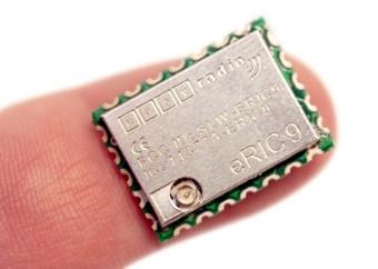 Controlador integrado de radio